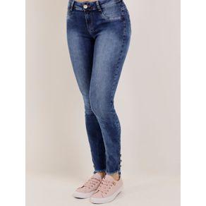 Calça Jeans Feminina Murano Azul 36