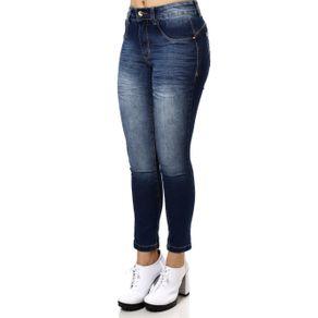Calça Jeans Feminina Skinny Amuage Azul 38