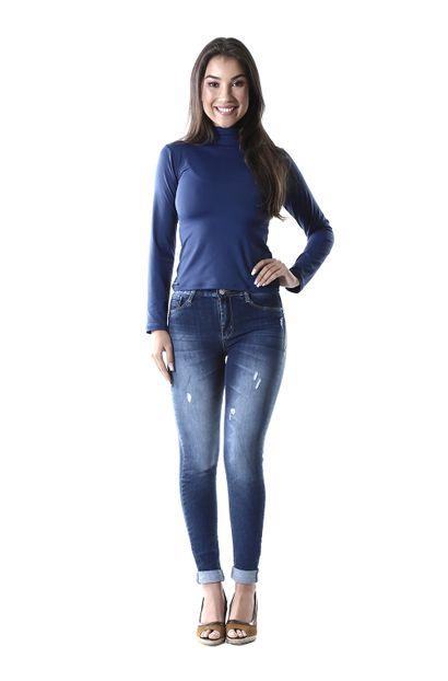 Calça Jeans Feminina Skinny Up - 260191 36