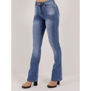 Calça Jeans Feminino Azul 38