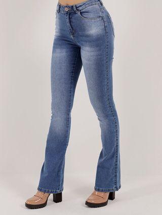 Calça Jeans Feminino Azul