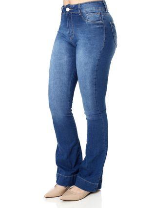 Calca Jeans Feminino Prs Azul