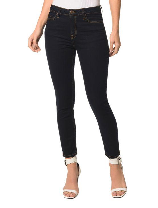 Calça Jeans Five Pockets CKJ 001 Super Skinny Calça Jeans Five Pockets Seper Skinny - 44