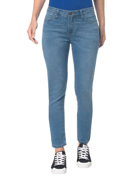Calça Jeans Five Pockets Ckj 040 High Rise Flare - Marinho Calça Jeans Five Pockets Kick Flare - 34