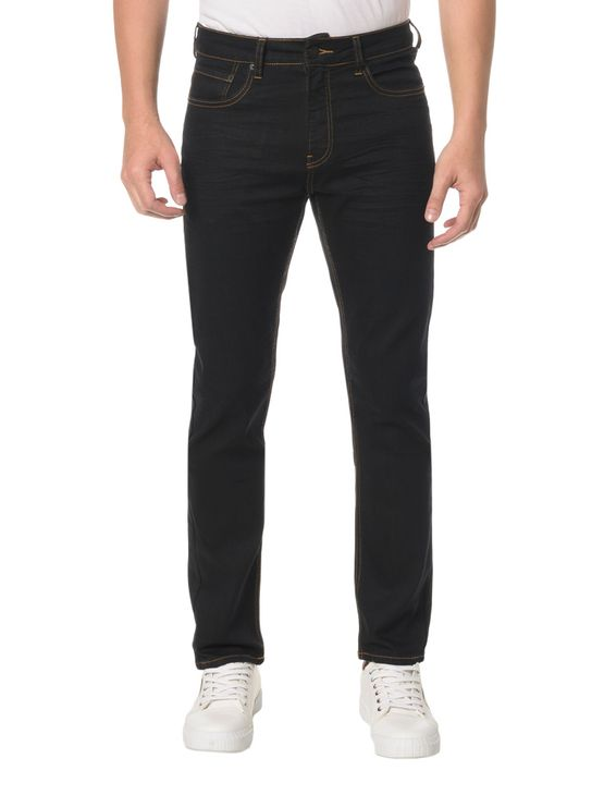 Calça Jeans Five Pockets CKJ 025 Slim Straight Calça Jeans Five Pockets Slim Straight - 42