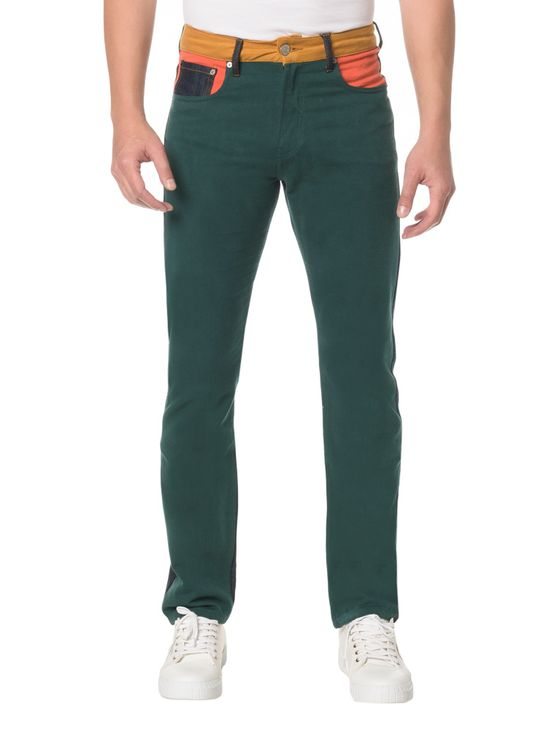 Calça Jeans Five Pockets CKJ 035 Straight Calça Jeans Five Pockets Straight - 40
