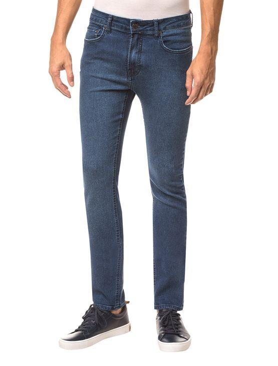 Calça Jeans Five Pockets Ckj 026 Slim - Marinho - 38