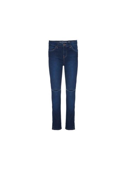 Calça Jeans Five Pockets Jegging High - 2