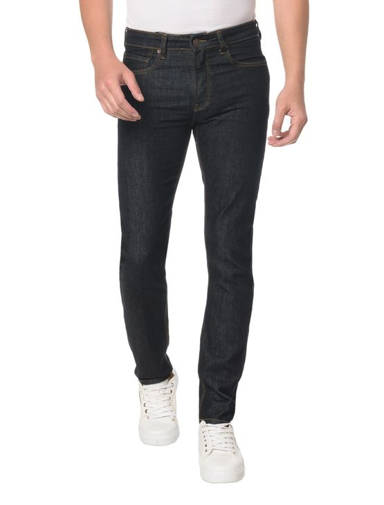 Calça Jeans Five Pockets Slim - 36