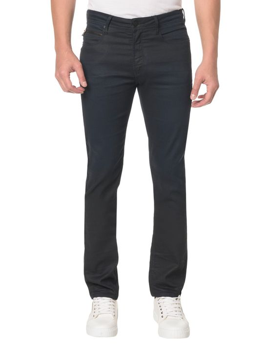 Calça Jeans Five Pockets Slim - 38