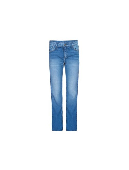 Calça Jeans Five Pockets Straight - 2