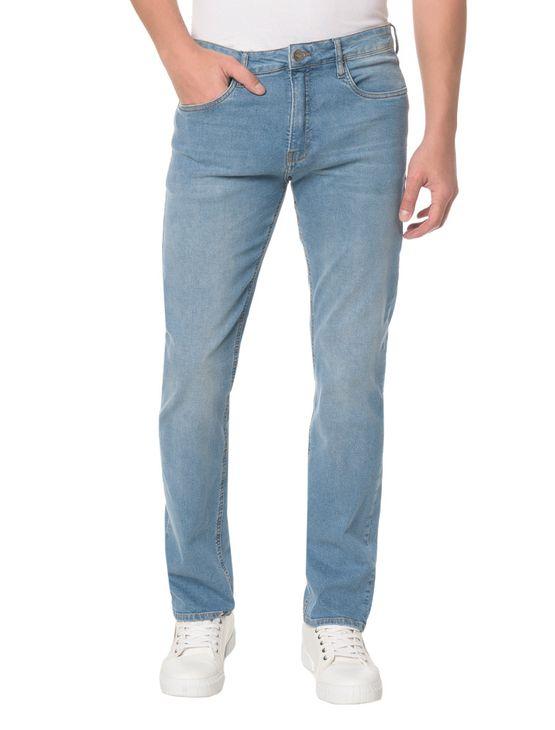 Calça Jeans Five Pockets Straight - 38