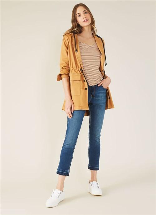 Calca Jeans I Skinny Comfort Cigarret Jeans 36