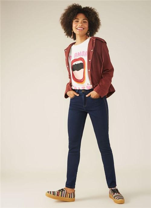 Calca Jeans I Skinny Comfort Especial Jeans 34