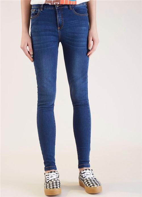 Calca Jeans I Skinny Comfort Jeans 34
