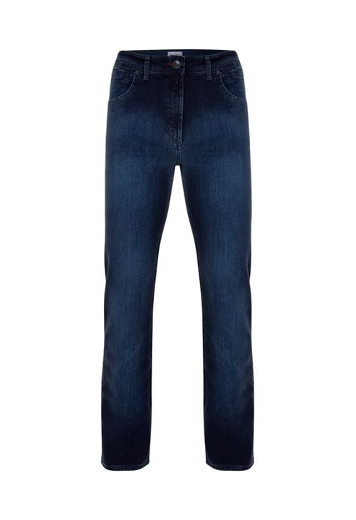 Calça Jeans Índigo Premium Overdyed 38