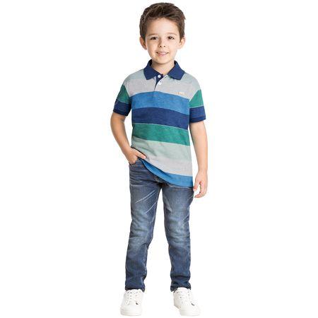 Calça Jeans Infantil Masculina Milon 11042.6108.1