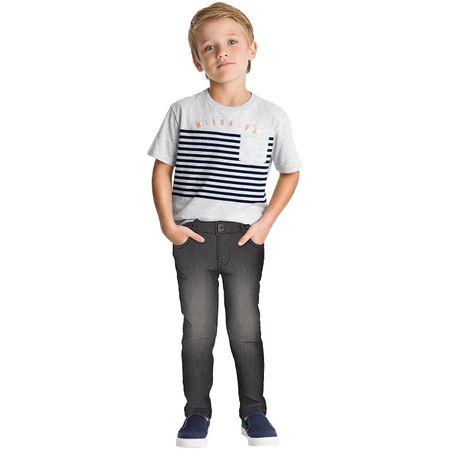 Calça Jeans Infantil Masculina Milon M6107.6108.1