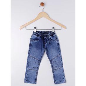 Calça Jeans Infantil para Menino - Azul 2