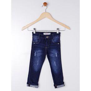 Calça Jeans Infantil para Menino - Azul 3