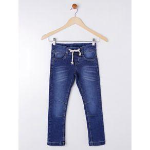 Calça Jeans Infantil para Menino - Azul 6