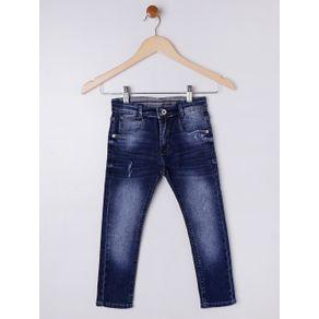 Calça Jeans Infantil para Menino - Azul 4