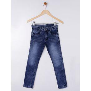 Calça Jeans Infantil para Menino - Azul Calça Jeans Juvenil para Menino - Azul 16