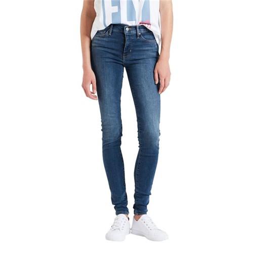 Calça Jeans Levis 310 Shaping Super Skinny - 28X32