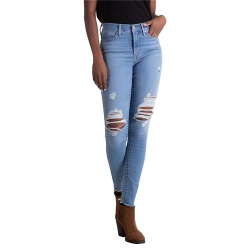 Calça Jeans Levis 310 Shaping Super Skinny - 29X32