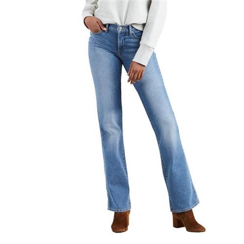Calça Jeans Levis 315 Shaping Bootcut 4 Way Stretch - 30X34