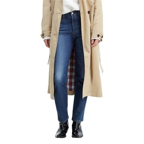 Calça Jeans Levis 501 Original For Women - 26X32
