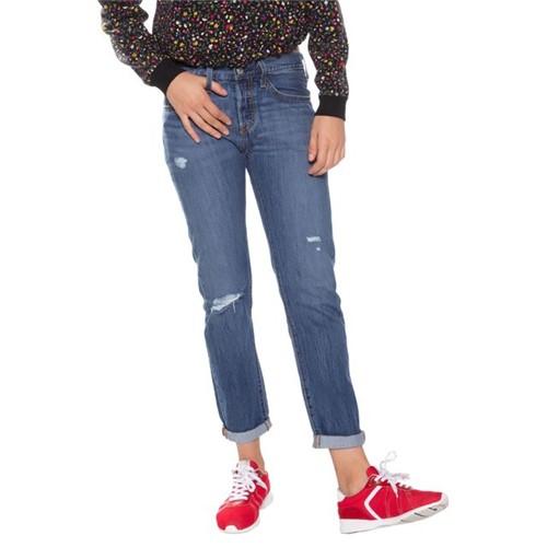 Calça Jeans Levis 501 Slim Taper - 28X30