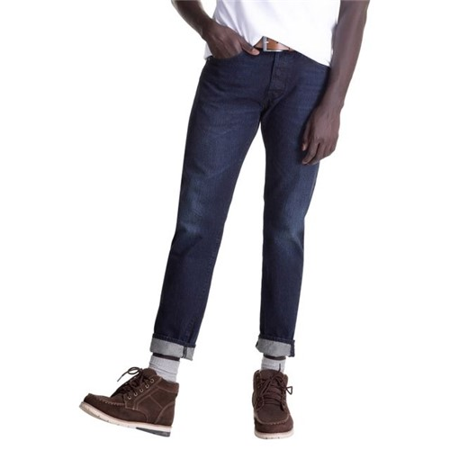 Calça Jeans Levis 501 Slim Taper - 30X34