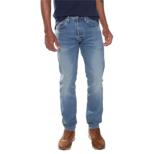 Calça Jeans Levis 501 Slim Taper - 36X34