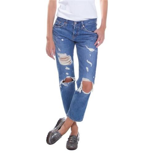 Calça Jeans Levis 501 Taper - 30X28