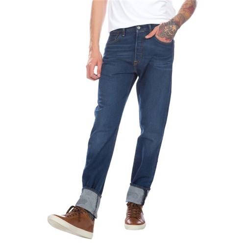 Calça Jeans Levis 501 Taper - 40X34