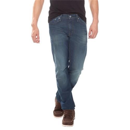 Calça Jeans Levis 513 Slim Straight - 30X34