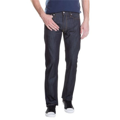 Calça Jeans Levis 513 Slim Straight Calça Jeans 513 Slim Straight - 32X34