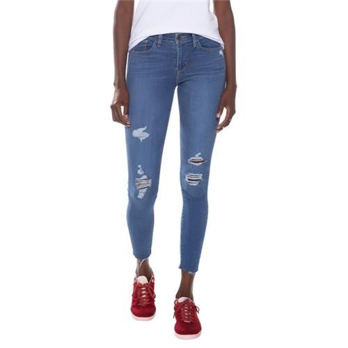Calça Jeans Levis 710 Super Skinny - 30X32