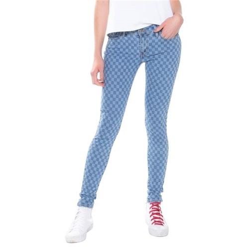 Calça Jeans Levis 710 Super Skinny - 27X32