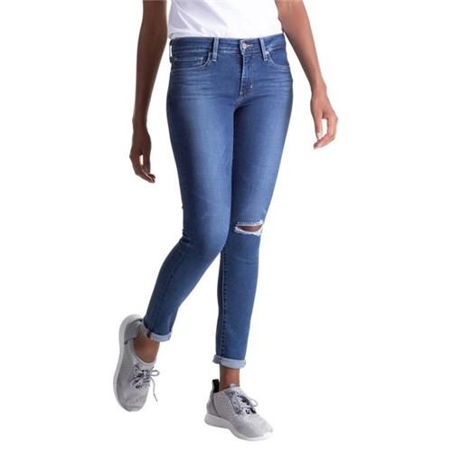 Calça Jeans Levis 711 Skinny - 31X32