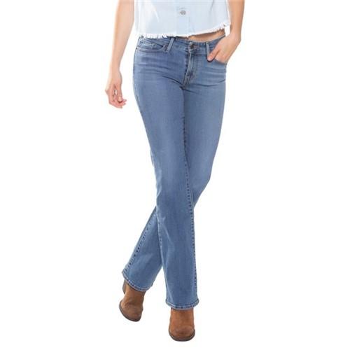 Calça Jeans Levis 715 Bootcut Vintage - 27X34