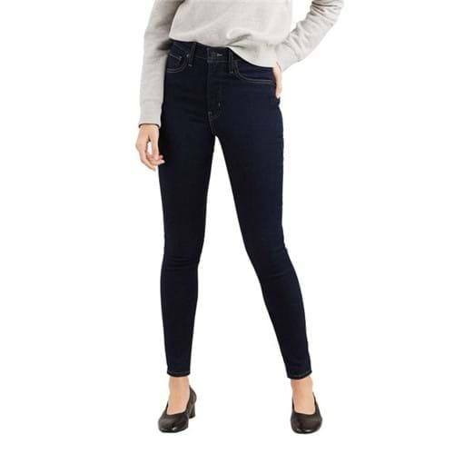 Calça Jeans Levis Mile High Super Skinny - 31X32