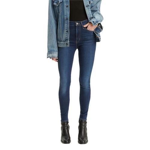 Calça Jeans Levis Mile High Super Skinny - 28X32