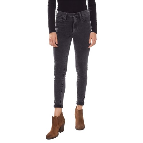 Calça Jeans Levis Mile High Super Skinny - 26X30