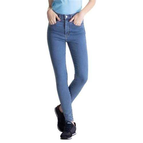 Calça Jeans Levis Mile High Super Skinny - 25X32