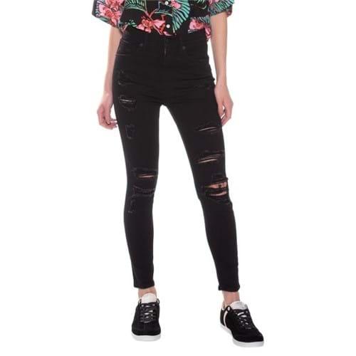 Calça Jeans Levis Mile High Super Skinny Ankle - 29