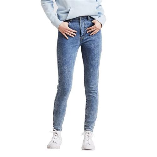Calça Jeans Levis Mile High Super Skinny - 30X32