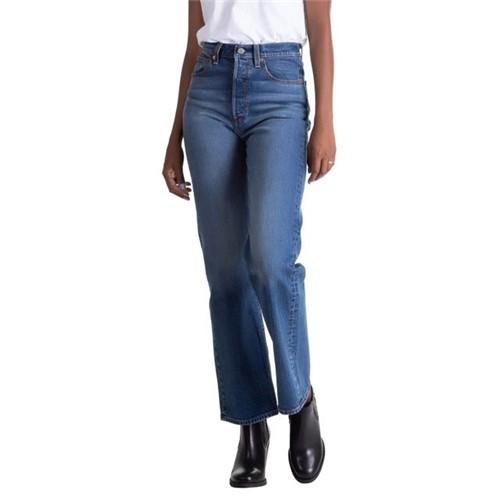 Calça Jeans Levis Ribcage Full Length - 29X32