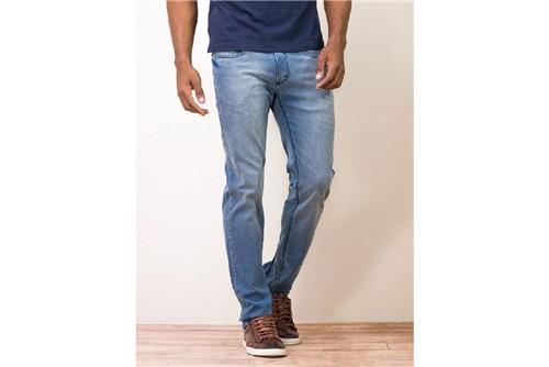 Calça Jeans Londres Blue - Azul - 42